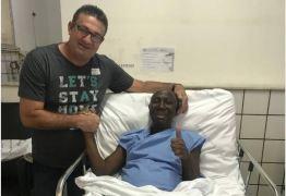 Técnico conhecido do futebol nordestino enfrenta problemas de saúde