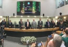 Presidente Gervásio Maia entrega novo plenário da ALPB: 'Sonho realizado' – VEJA VÍDEOS!