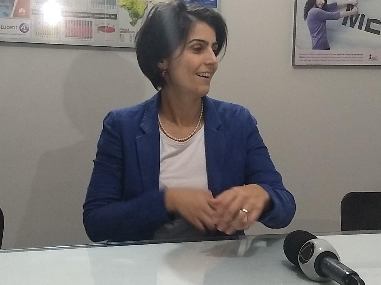 IMG 20180724 191502761 BURST000 COVER TOP - QUEREMOS A UNIAO DA ESQUERDA: Manuela D'Ávila admite abrir mão de candidatura se for melhor para a conjuntura