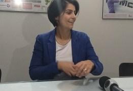 QUEREMOS A UNIAO DA ESQUERDA: Manuela D'Ávila admite abrir mão de candidatura se for melhor para a conjuntura