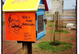 Brasil enfrenta escassez de bibliotecas