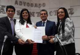 OAB-PB sabatina Lígia Feliciano no terceiro dia de debates com pré-candidatos a governador