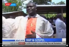 Igreja Católica suspende padre queniano que fazia rap em sermões -VEJA VÍDEO