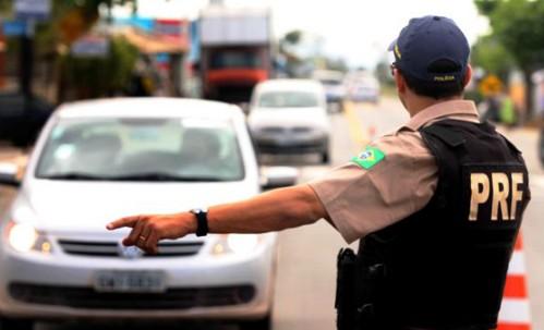 PRF FISCALIZACAO - PRF registra 150 acidentes com 11 mortes durante São João na Paraíba