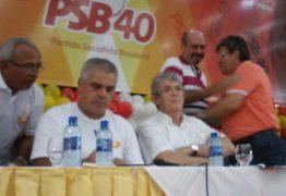 Ricardo e o PSB examinam outras opções à presidência, além de Lula
