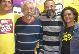 É HOJE: PSOL abre convenções e homologa Tárcio ao governo da Paraíba