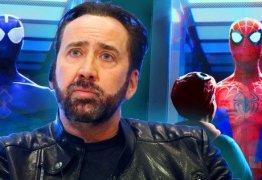 Nome de Nicolas Cage é confirmado em novo filme do homem-aranha