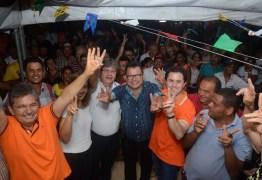 Prefeitos de Taperoá e Assunção destacam ações da gestão do PSB em seus municípios e reforçam apoio a João