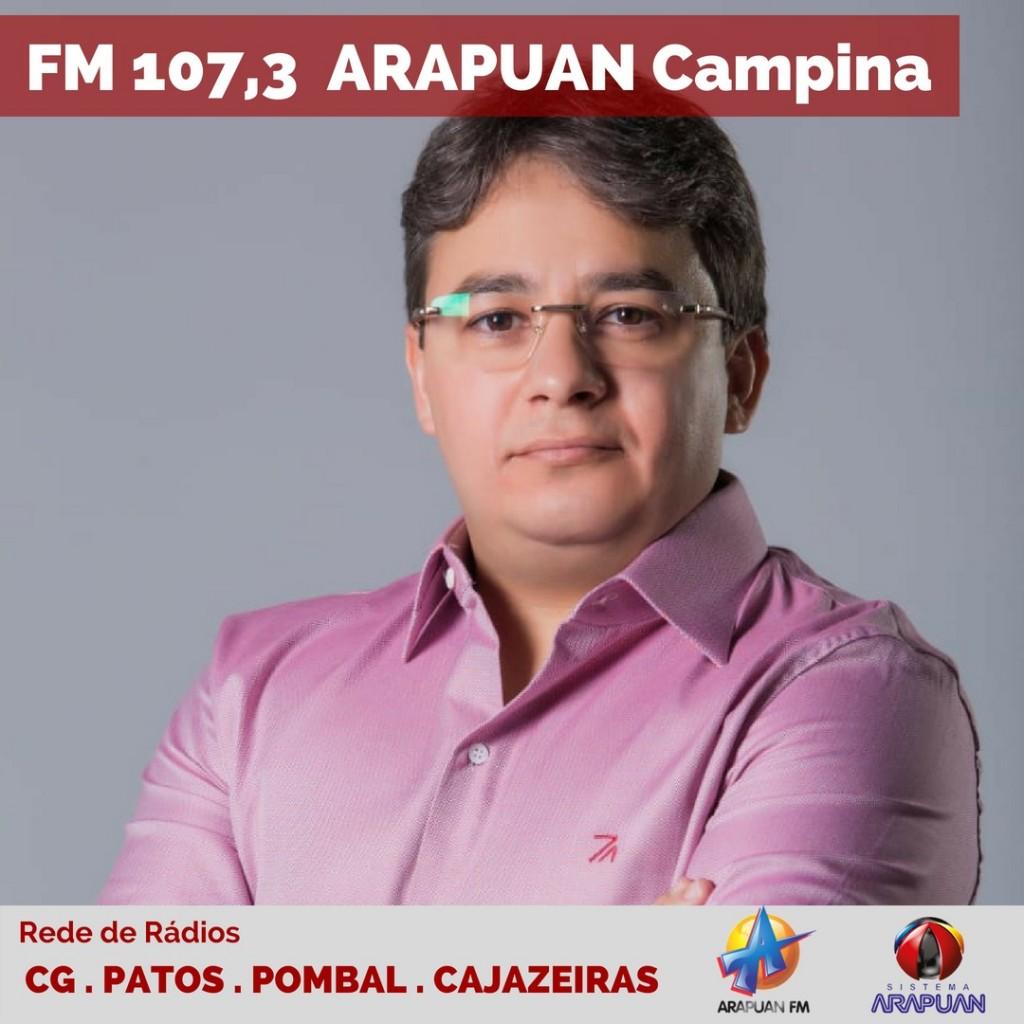WhatsApp Image 2018 07 12 at 11.52.01 AM - RESUMO PARAÍBA: Milton Figueiredo estreia programa na Arapuan nessa segunda