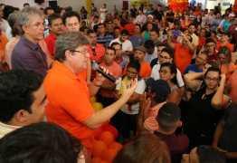 """""""Nosso novo jeito de fazer gestão, enterrou a velha forma de fazer política na Paraíba, diz João Azevêdo durante encontro em Campina Grande"""