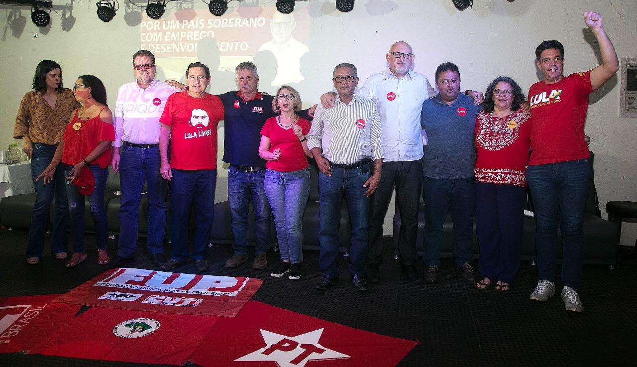 WhatsApp Image 2018 07 28 at 10.25.08 - 'PREPARADO PARA A LUTA': Marcos Henriques lança pré-candidatura a Câmara Federal - VEJA VÍDEO
