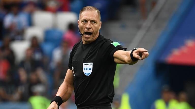 arbitro - Árbitro da final, argentino foi jogador de basquete, ator e socorrista