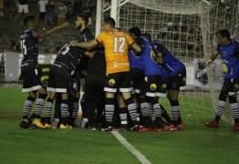Botafogo-PB vence o ABC e se afasta da zona do rebaixamento