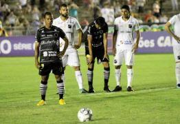 Botafogo enfrenta Santa Cruz com torcida única no Almeidão