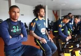 Marcelo e Douglas Costa são liberados para jogo contra a Bélgica