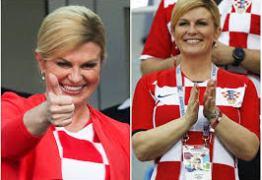 Presidente croata cresceu jogando bola e já deu camisa ao Papa