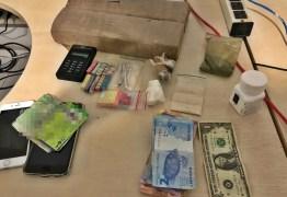 Estudante suspeito de tráfico de drogas na UFPB vai para presídio em João Pessoa