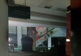 CASA DO TERROR: Menina fantasma em shopping era ação de marketing – VEJA VÍDEO!
