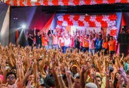 Em Pedras de Fogo, Ricardo Coutinho reforça pré-candidatura de João Azevêdo ao Governo da Paraíba