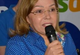 Eva Gouveia comenta suplência na chapa de Maranhão: 'Me sinto honrada'