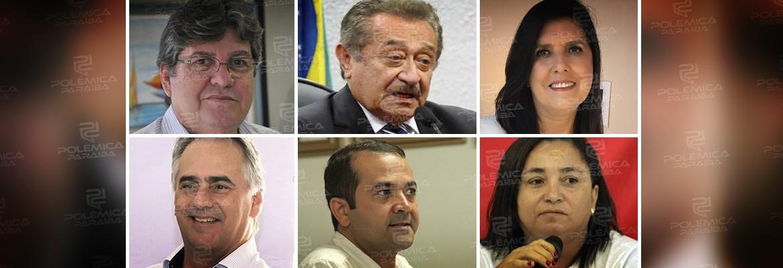 governadores - FOI DADA A LARGADA: Paraíba já tem pesquisa registrada no TSE e resultado será divulgado na segunda-feira
