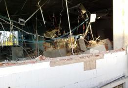 MAIS UM ATAQUE: grupo armado explode agência bancária em Gurinhém