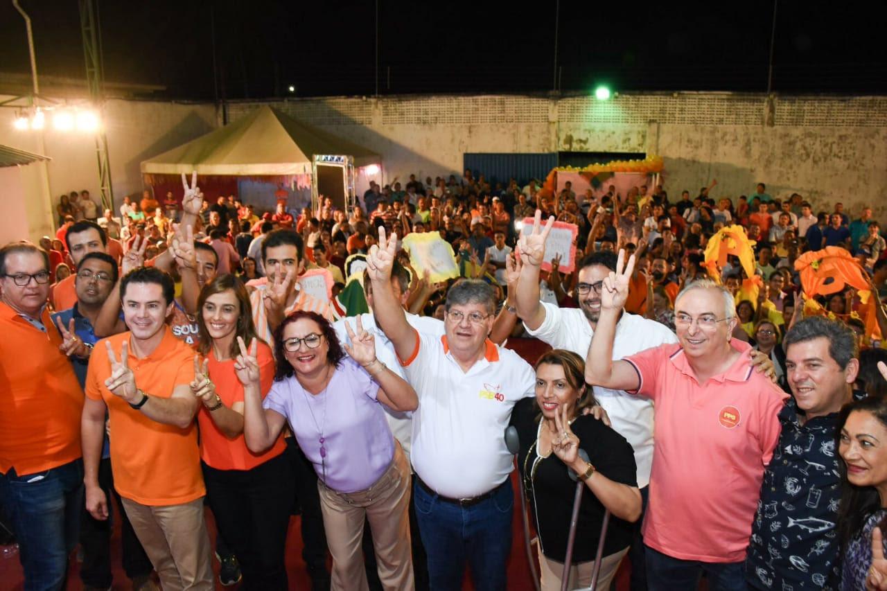 joão azevedo 1 - João projeta estrada que liga Santa Rita a Conde e construção de Vilas Olímpicas em cada região do Estado
