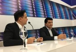 Manoel Júnior afirma: 'Tenho certeza do voto de Luciano Cartaxo a minha candidatura ao senado'