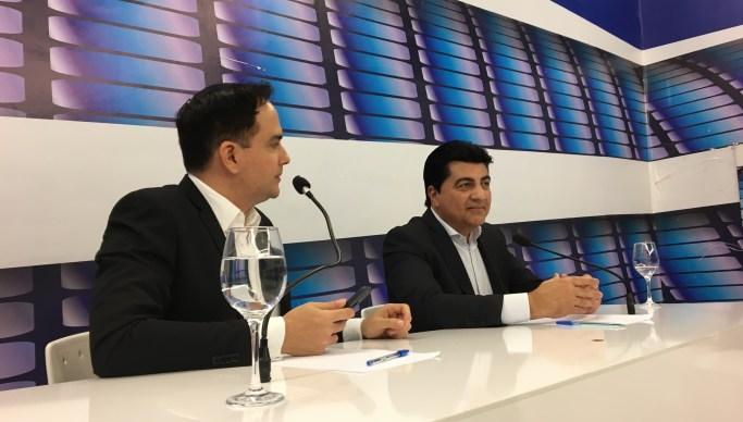 manoel junior - Manoel Júnior afirma: 'Tenho certeza do voto de Luciano Cartaxo a minha candidatura ao senado'