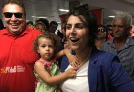Na PB, Manuela d'Ávila defende candidatura única das esquerdas -VEJA VÍDEO