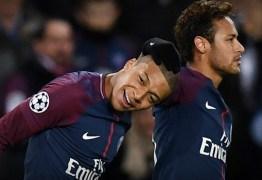 PSG nega qualquer possibilidade de vender Neymar ou Mbapé após especulações da imprensa