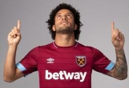 Ex-Santos, Felipe Anderson é oficializado e se torna jogador mais caro da história do West Ham