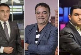 O GRANDE ENCONTRO DO RÁDIO:Gutemberg estreia projeto revolucionário com Fabiano Gomes e Heron Cid na Arapuan