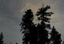 Após eclipse, céu será tomado por chuva de meteoros neste domingo
