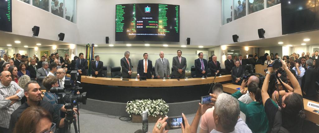 reformaalpb 1024x427 - Presidente Gervásio Maia entrega novo plenário da ALPB: 'Sonho realizado' - VEJA VÍDEOS!