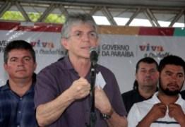 Ricardo Coutinho lança pacote de ações de R$ 40 mi nesta quinta-feira, em Monteiro
