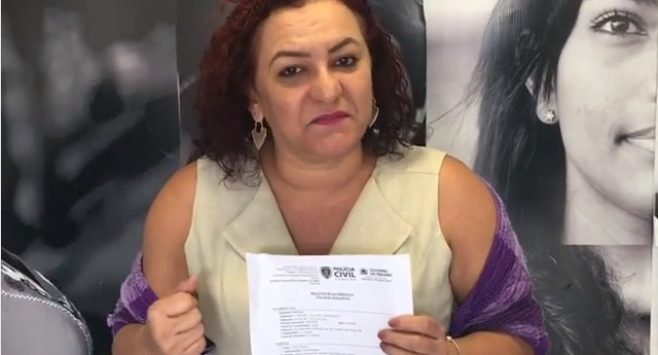 sandra marrocos 658x355 - Sandra Marrocos presta queixa contra Sikêra Jr. e pede respeito às mulheres - VEJA VÍDEO!