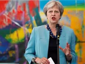 theresa may premiere britânica - Theresa May se reúne com ministros para planejar saída da União Européia