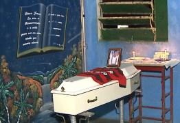 Corpo de 'menino Guilherme' é enterrado em Itabaiana, no Agreste da Paraíba