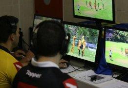 CBF realiza teste offline de árbitro de vídeo para a Copa do Brasil