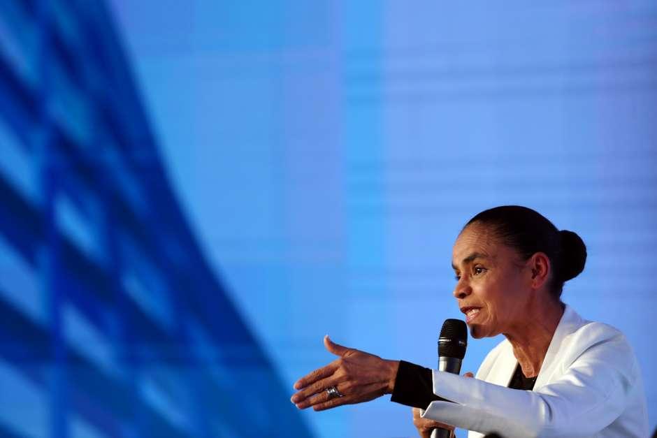 2018 08 08T003150Z 1 LYNXMPEE77017 RTROPTP 4 POLITICA MARINA LULA - Marina diz que ausência de PT em debate é decisão do partido