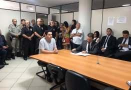 OPERAÇÃO XEQUE MATE: Fabiano Gomes irá cumprir prisão preventiva no PB1