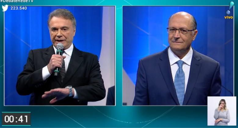 556670 - Alvaro Dias critica alianças de Alckmin: 'reedição da tragédia política'