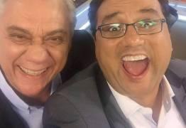 Geraldo Luis é cortado de homenagem da Record a Marcelo Rezende