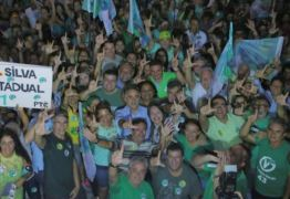 Lucélio Cartaxo inicia campanha com Caminhada da Esperança em Mangabeira