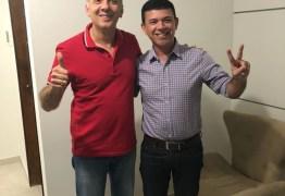 CÂMARA E ALPB: Aguinaldo Ribeiro e Beto Brasil firmam dobradinha nas eleições 2018