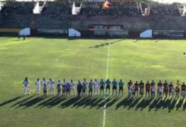 Botafogo-PB empata com o Globo-RN e avança às quartas da Série C