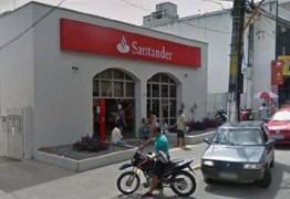 MAIS UM ATAQUE: agência bancária é arrombada em Campina Grande