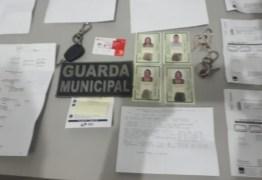 Grupo de estelionatários do Recife é preso em loja de eletrodomésticos na PB