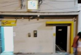 Quadrilha explode ponto de atendimento e correspondente bancário no Agreste Paraibano